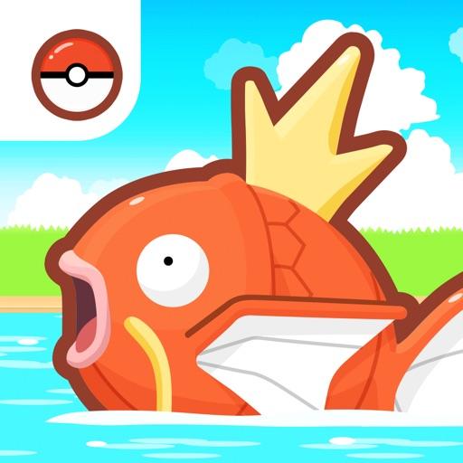 1162679453 Pokémon Magicarpe Jump disponible sur lApp Store