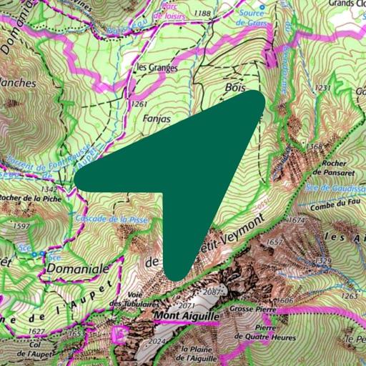 350346756 Top 5 des apps de GPS pour partir en randonnée sur iPhone