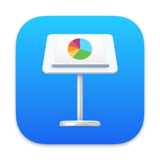 409183694 Suite iWork (Pages, Numbers, Keynote) : une mise à jour pour changer les icônes sur macOS Big Sur