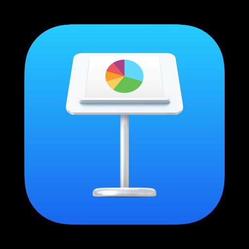 409183694 Apple met à jour Pages, Keynote et Numbers sur Mac et sur iOS