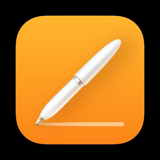 409201541 Suite iWork (Pages, Numbers, Keynote) : une mise à jour pour changer les icônes sur macOS Big Sur