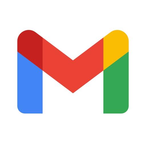 422689480 Lapplication Gmail se met à jour pour supporter liPhone X et lajout d'autres comptes emails