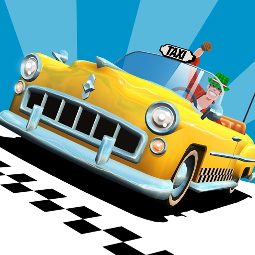 794507331 #WeeklyGames : Cut the Rope 2, The Room Three & Crazy Taxi™ City Rush