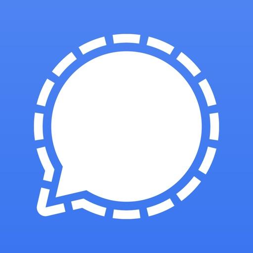 874139669 Lapplication de messagerie chiffré, Signal, est désormais disponible sur iPad
