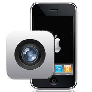 Appareil photo iphone