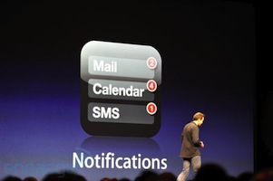 Notification iOS 5