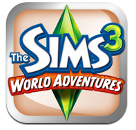 Sims3 Destination Aventure Logo
