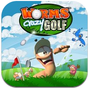 Worms-crazy-golf