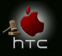 HTC APPLE brevet