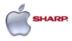 apple and sharp