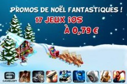 article gameloft noel une