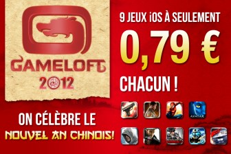 article promo gameloft nouvel an chinois