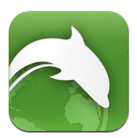 Dolphin Browser logo
