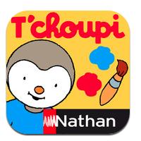 Tchoupi logo