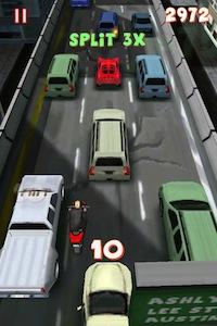 Lane Splitter 1