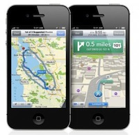 Maps apple