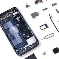 iPhone5 démonté