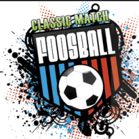 Classic Match Foosball une