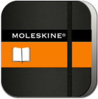 Moleskine-icon