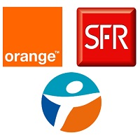bouygues orange sfr