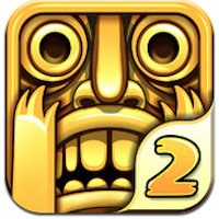 Logo Temple Run 2