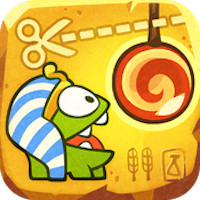 Cut The Rope Travel Logo