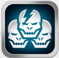 Shadow gun logo
