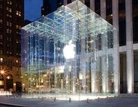 Apple Store Le Cube