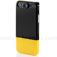 coque wide lens iPhone 5 THUMB