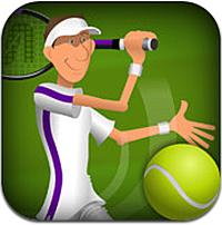 Stick Tennis App