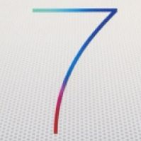 iOS 7 bannière logo
