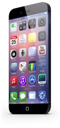 iPhone 6 concept logo