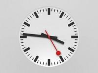 horloge ios logo