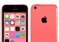 iphone 5C logo 2