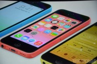 iphone 5C logo