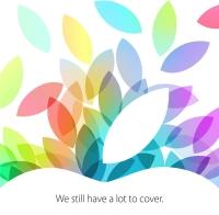 keynote apple 22 octobre logo