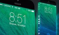 Concept iPhone logo