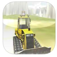 Bulldozer Driving Simulator 3D logo