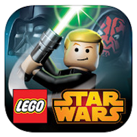 LEGO® Star Wars™ The Complete Saga log