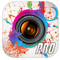 Paint Splash Color Effect Pro logo