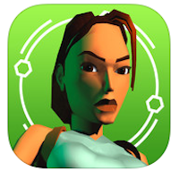 Tomb Raider I logo