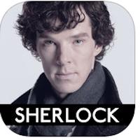 Sherlock The Network logo
