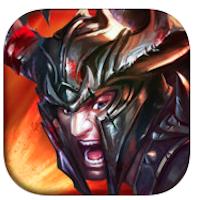 Demonrock  War of Ages logo