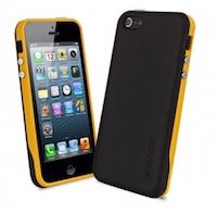 Coque de Protection Intégrale PPYPLE Active Case i5 pour iPhone 5S:5 logo