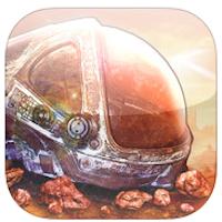 Mines of Mars logo