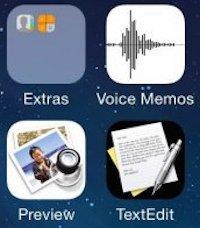 icones iOS logo