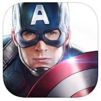 Captain America Le Soldat de l'Hiver - Le Jeu Officiel logo