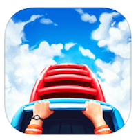 RollerCoaster Tycoon® 4 Mobile™ logo