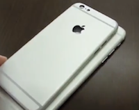 iPhone 6 coque logo