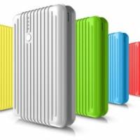 Batterie Externe iFans Luggage 8800 mAh Dual USB pour appareils mobiles